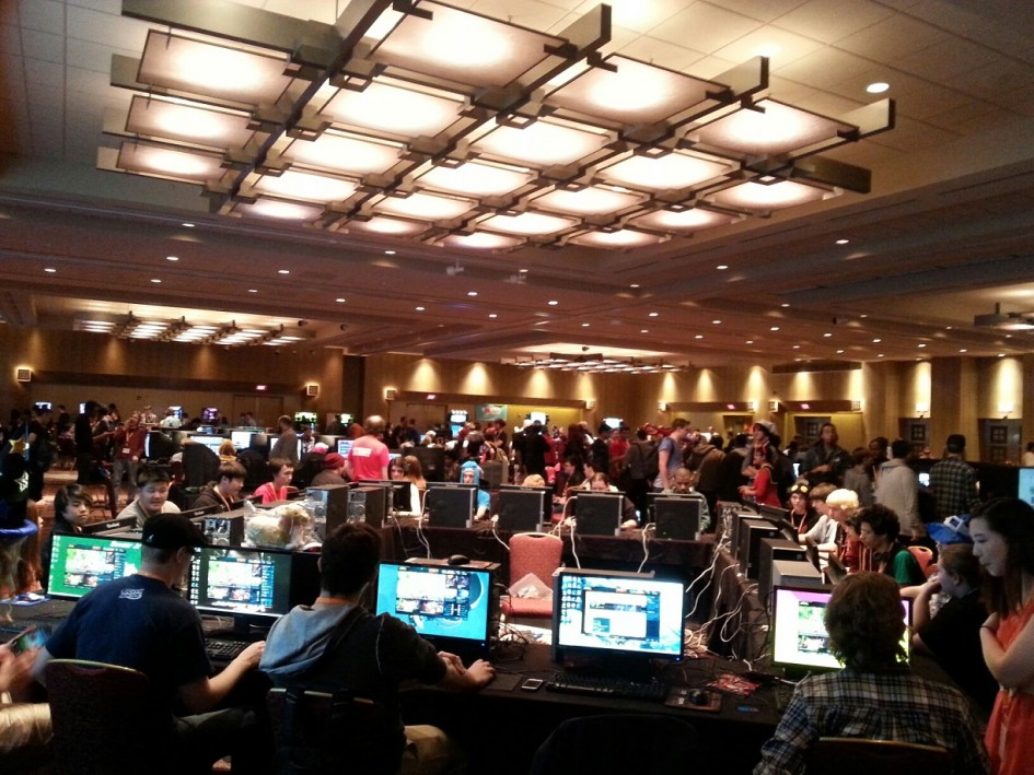 Anime Milwaukee 2016: W9G Presents League of Legends 5v5 Tournament